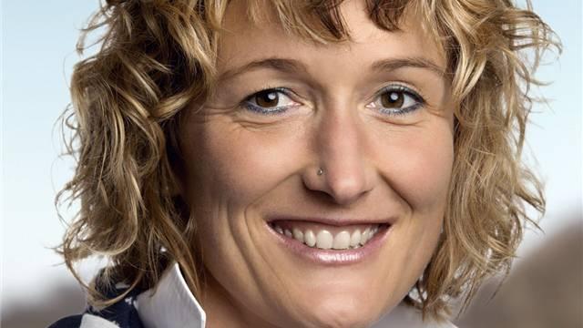 Susanne Hochuli: «Fussball oder Sparen - das ist die Frage.»