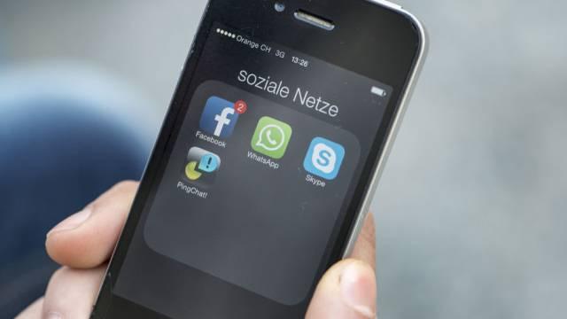 Neu mit Call-Funktion: Kurzmitteilungsdienst WhatsApp (Archiv)