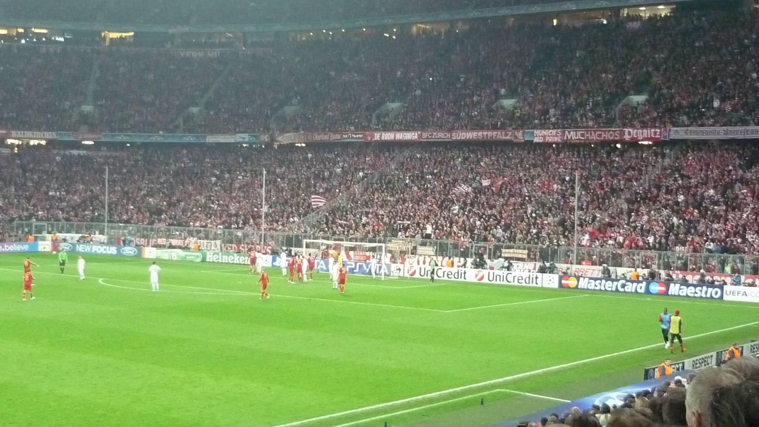 Bayern Juventus Tickets