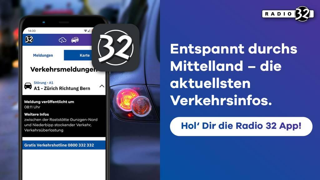 Hol dir hier die Radio 32-App