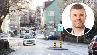 Mit einer gestalterischen Aufwertung der Zentralstrasse in Wohlen sollen sich auch die Bedingungen für die Geschäfte verbessern.