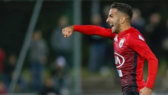 Varol Tasar hat sich entschieden, den FC Aarau zu verlassen. Ab Sommer spielt er für Servette.