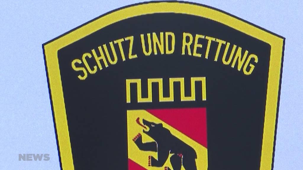 Schutz und Rettung Bern: So läuft der gemeinsame Betrieb