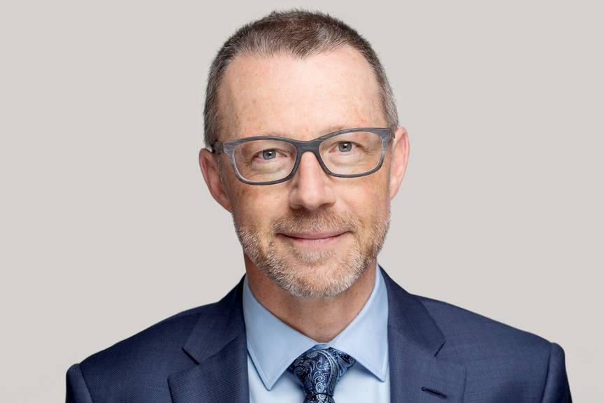 Thomas Koller ersetzt Heinz Huber (Bild), der Anfang 2019 zu Raiffeisen wechselt. (Bild: Keystone/Daniel Ammann)