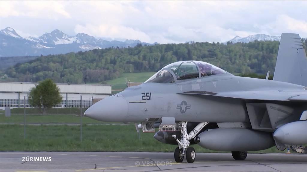 Kampfjets: F-35A gewinnt das Rennen