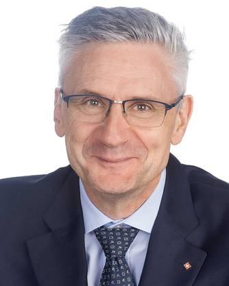 Andreas Glarner (SVP), bisher: Seine Wiederwahl gilt als gesichert.