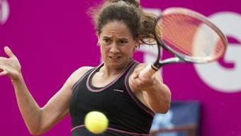 Patty Schnyder steht im ITF-Turnier im französischen Biarritz im Final (Archiv)