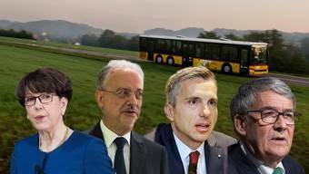 Die Gewinne der Postauto AG wurden systematisch kleingerechnet. So wurden 100 Millionen Franken Subventionen betrogen.