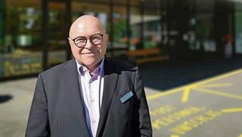 Michael Hunziker leitet das Alterszentrum seit Herbst 2007.