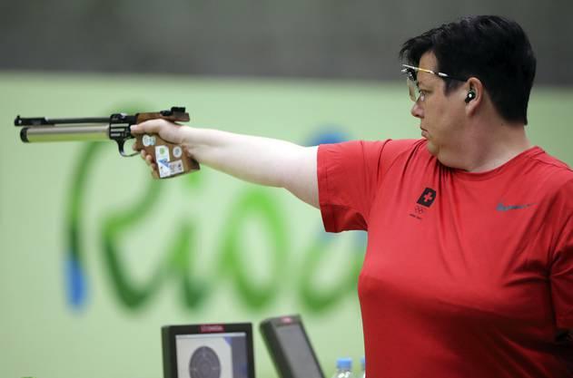 An den Europa-Spielen in Minsk gewann Heidi Diethelm Gerber Silber und sicherte sich überdies den Quotenplatz für Tokio 2020.