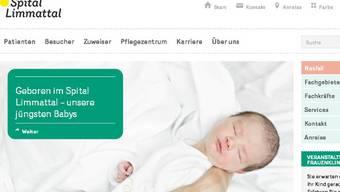 Babyfreundliches Spital Limmattal