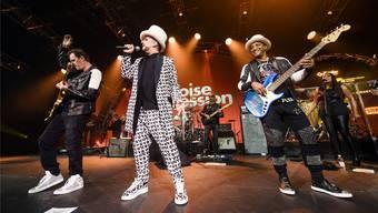 Das neue Alte: Der legendäre Boy George und seine legendäre Band Culture Club feierten ihr Comeback erstmals in der Schweiz, in Basel.