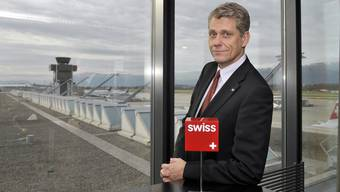 Harry Hohmeister, CEO der Swiss.