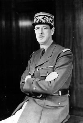 Charles de Gaulle Französischer General