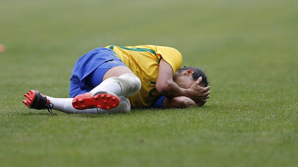 Superstar Marta scheitert mit den Brasilianerinnen im Olympia-Halbfinal an Schweden