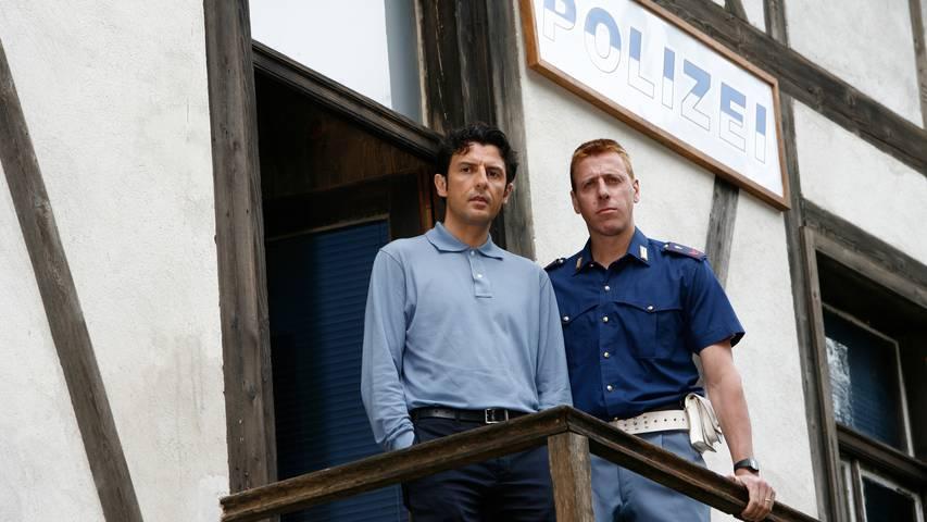 Die Bergpolizei - Ganz nah am Himmel — Lebendig begraben