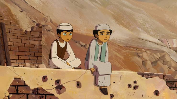 Der von Angelina Jolie produzierte Film spielt in Afghanistan unter der brutalen Herrschaft der Taliban.
