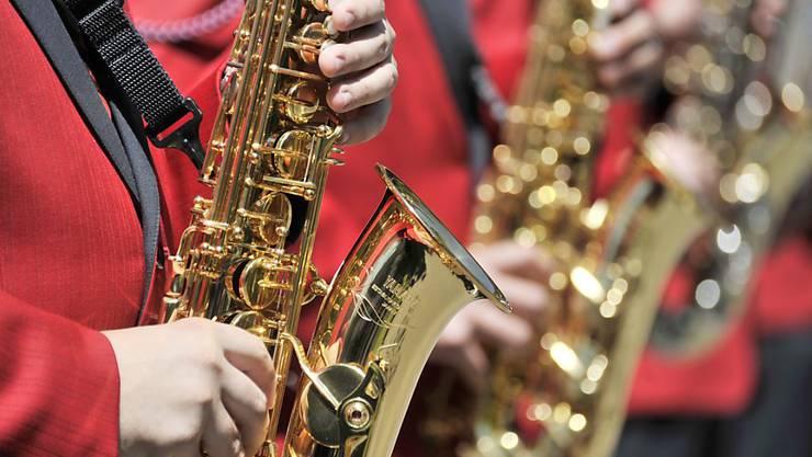 An den kommenden beiden Wochenenden wird die Waadtländer Riviera zum Mekka für Blasmusik-Fans. 550 Formationen aus der ganzen Schweiz werden zum 34. Eidgenössischen Musikfest erwartet, dem grössten seiner Art weltweit. (Symbolbild)