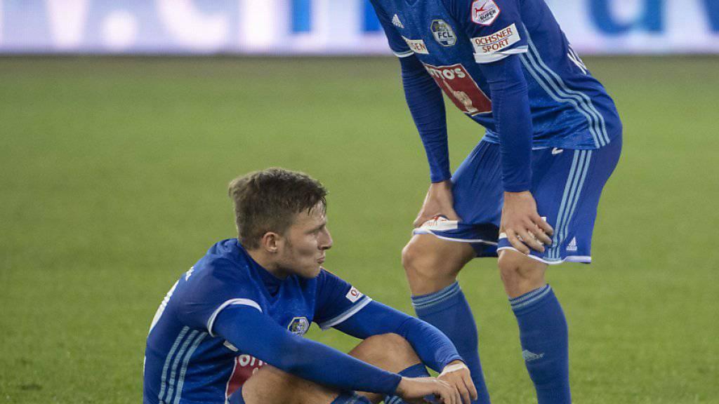Die Behörden erteilten dem FC Luzern keine Bewilligung für den Cup-Viertelfinal gegen YB, weil Ende Februar gleichzeitig die Luzerner Fasnacht stattfindet