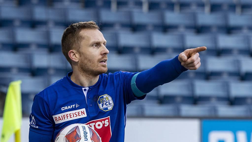 Christian Schwegler macht nach dieser Saison Schluss
