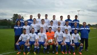Starke Truppe: Aufsteiger Othmarsingen gewinnt auch das dritte Match.