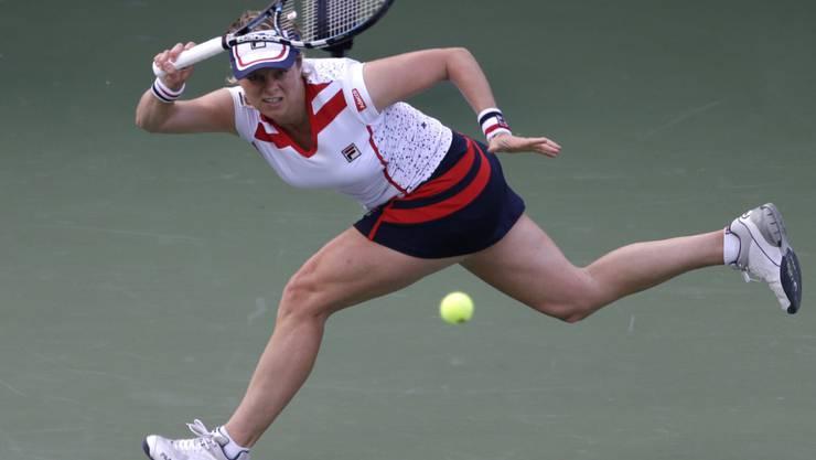 Kim Clijsters bestritt 2012 ihr bislang letztes Turnier auf der WTA-Tour
