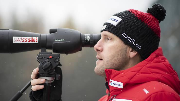 Jörn Wollschläger verlässt nach der Saison die Swiss-Ski