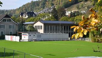 Die Verlängerung und Erweiterung des Kindergartenprovisoriums auf der Turnwiese Freudenstein steht zur Diskussion im Einwohnerrat.