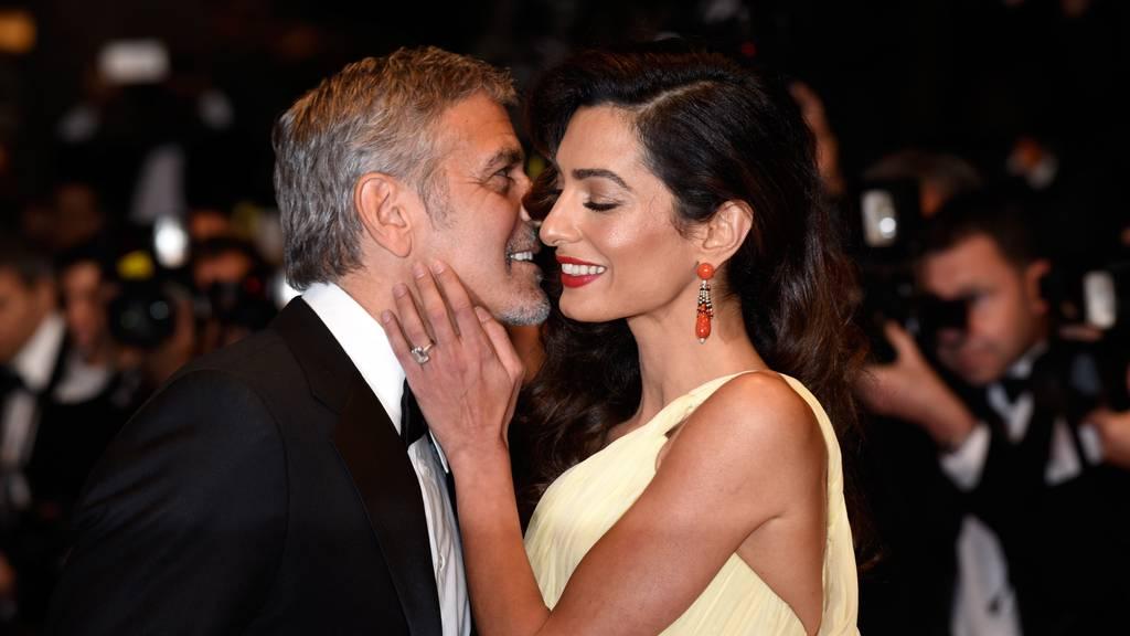 Amal und George Clooney sollen erneut Zwillinge erwarten