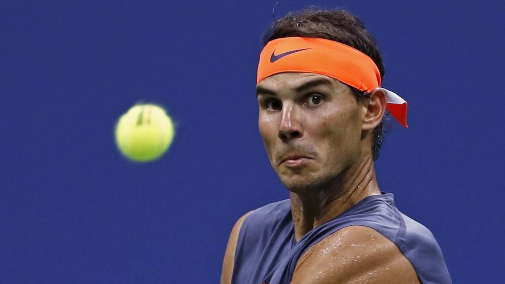 Rafael Nadal gewinnt gegen Dominic Thiem.