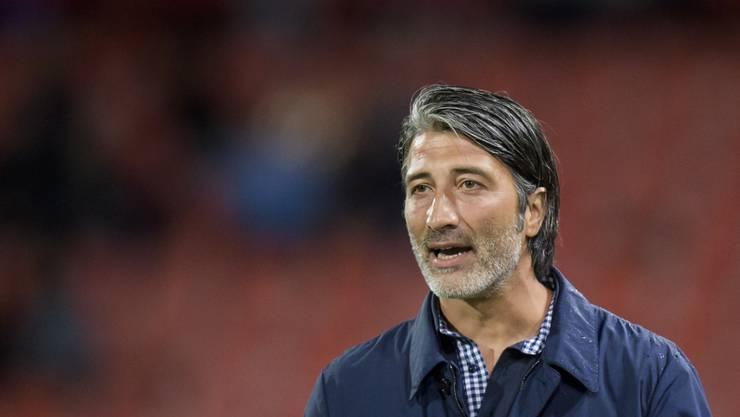 Murat Yakin soll heute als neuer GC-Trainer vorgestellt werden