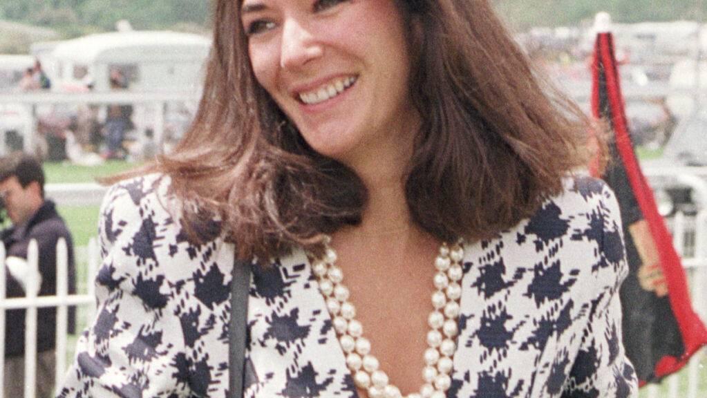 Der Prozess gegen Ghislaine Maxwell, Ex-Freundin von Jeffrey Epstein, ist auf den Herbst 2021 verschoben worden. (Archivbild)