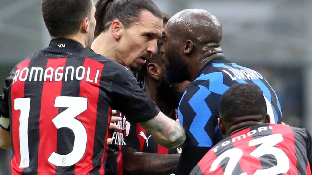 Ibra vs. Lukaku: Stürmer-Streit bewegt Italien