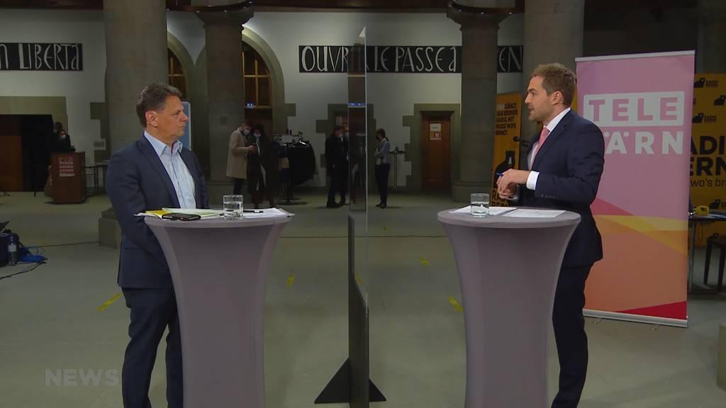 Politologe Adrian Vatter: «Wahrscheinlich wird es einen Verlust im SP-Lager geben»