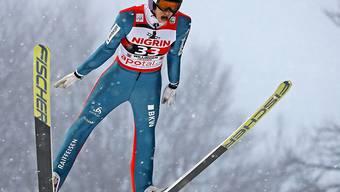 Gregor Deschwanden findet auch in Willingen nicht zur Olympia-Form