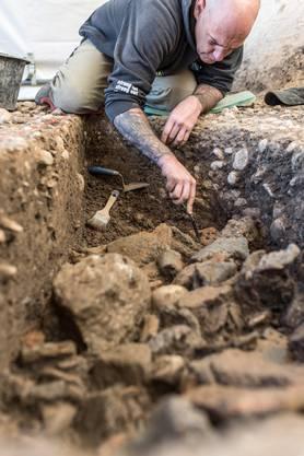 Am Haselrain in Riehen wurden eine bisher unbekannte Siedlung aus der Bronzezeit entdeckt.