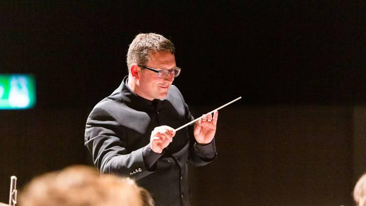 Wolfgang Nussbaumer, Dirigent