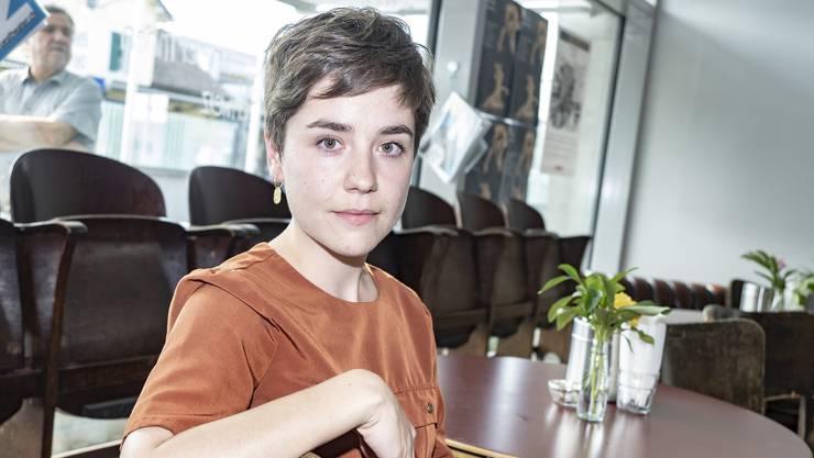Eva Allemann wurde mit dem Solothurner Förderpreis für Kulturvermittlung ausgezeichnet.