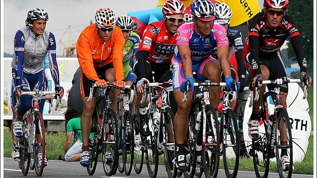 Cameron Meyer ist erster Leader an der Tour de Suisse
