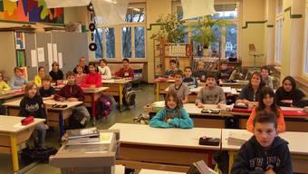 Transparenz: Die Regionalschule Lenzburg soll durchsichtiger werden. (HH./Az-Archiv)
