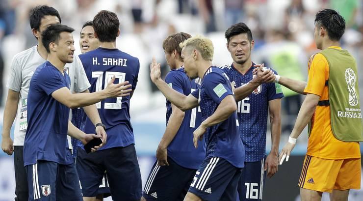 Können die Japaner dem Favoriten aus Belgien ein Bein stellen?