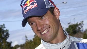 Sébastien Ogier ist erstmals Rallye-Weltmeister