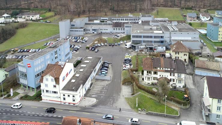 Noch werden die Wernli-Biskuits in Trimbach produziert. Ab Mitte 2020 ziehen die Produktionsstätten um ins luzernische Malters.