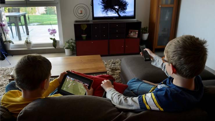 Zwangs-Werbung im Fernseh-Archiv? Die Branche streitet über Catchup-TV KEYSTONE