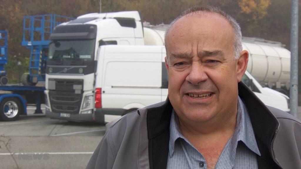 Chauffeurmangel in der Region: Fahrer verlangen endlich Gesamtarbeitsvertrag