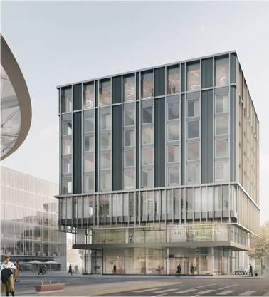 Architekturbüro: Graber Pulver Architekten AG, Zürich