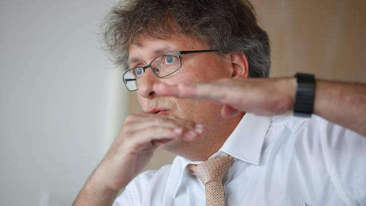 Jürg Liechti, Vorstandsmitglied des Forums für Liberalismus, hat das Rating erstellt.