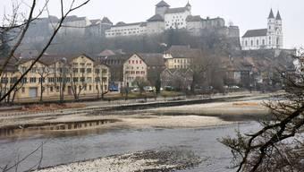 Über die Festtage blieb es ruhig in der Festung Aarburg.