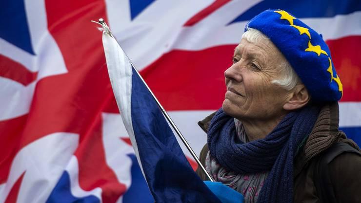 Am Dienstag findet im britischen Unterhaus die entscheidende Abstimmung über den Brexit statt.