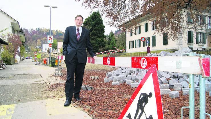 Prognosen: Finanzvorsteher Pius Leimer: «Diverse Projekte werden die Gemeindefinanzen strapazieren.» (sl)
